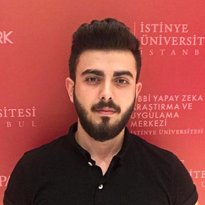 Huseyn Akbarov, İşletme bölümü öğrencisi