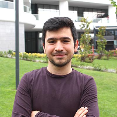 Fatih Keleş, Siyaset Bilimi ve Kamu Yönetimi bölümü öğrencisi